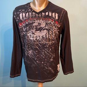Projek Raw men's long-sleeved shirt